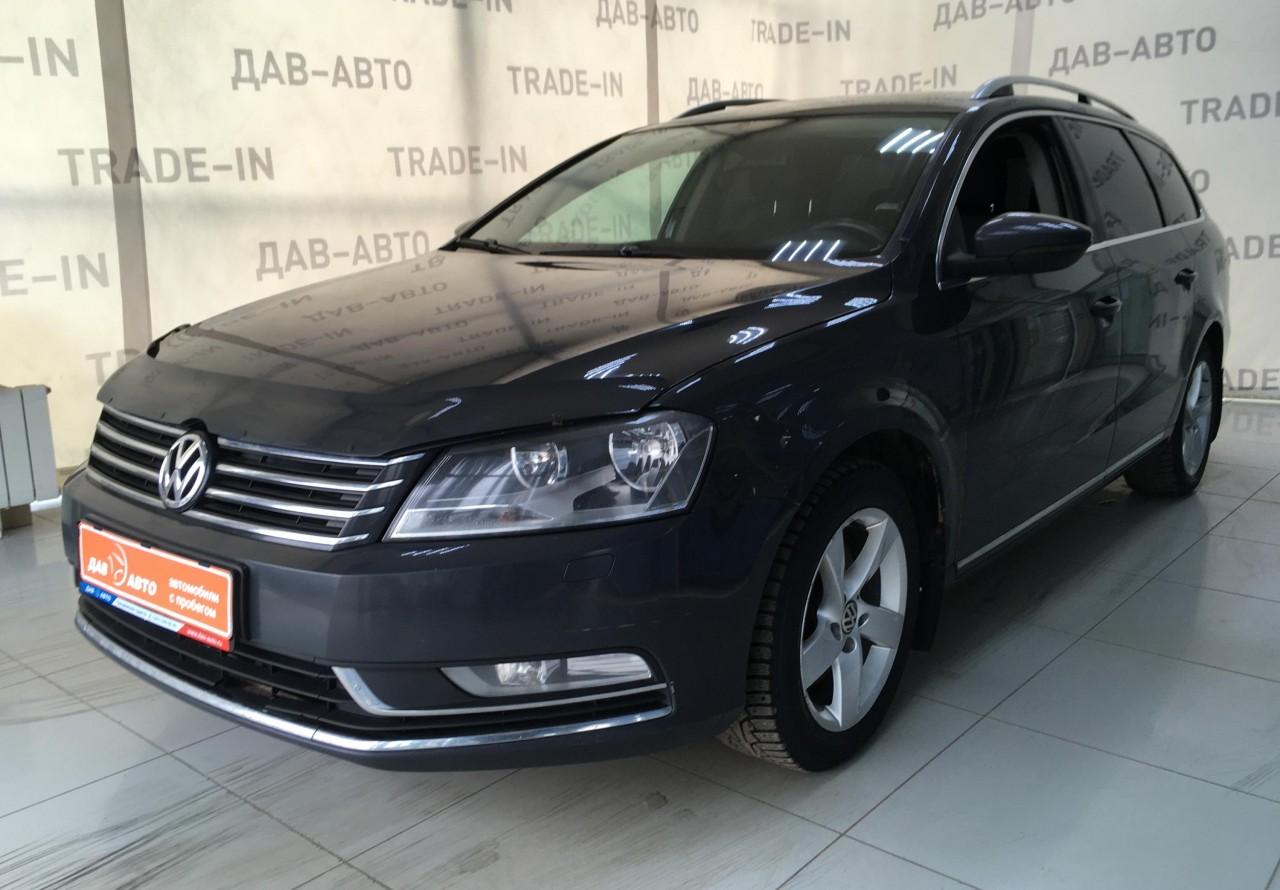 Volkswagen Passat Wagon 2010 - 2015