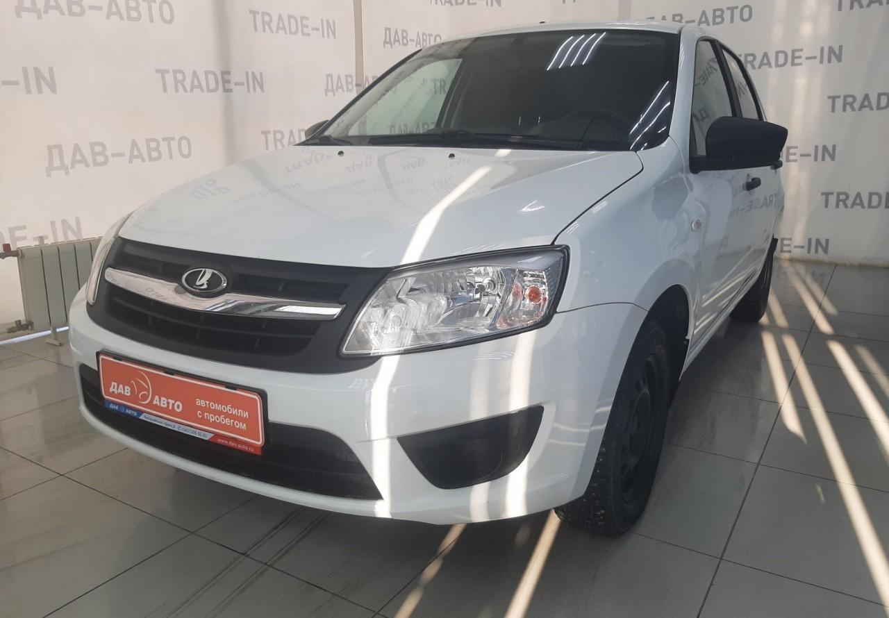 LADA (ВАЗ) Granta Sedan 2011 - 2018