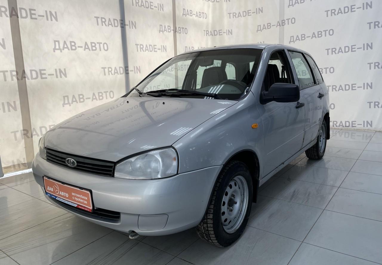 LADA (ВАЗ) Kalina Wagon 2007 - 2013