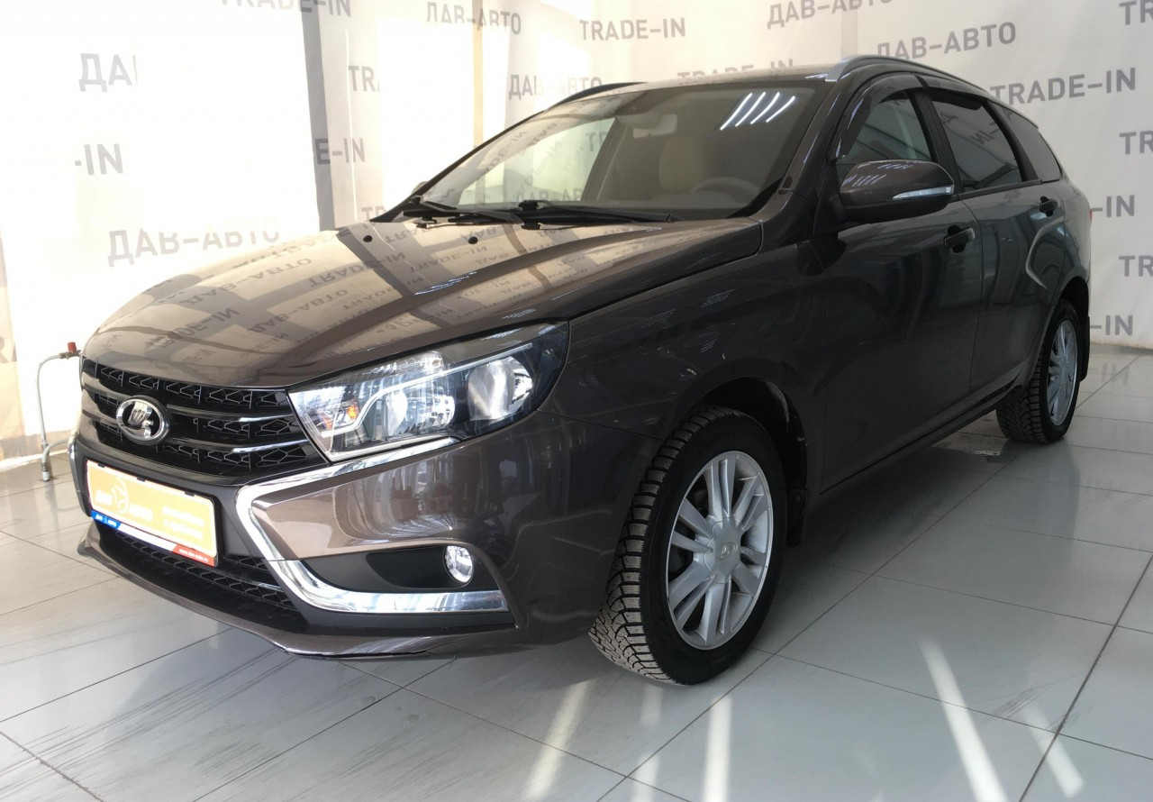 LADA (ВАЗ) Vesta Wagon 2017 - по н.в.
