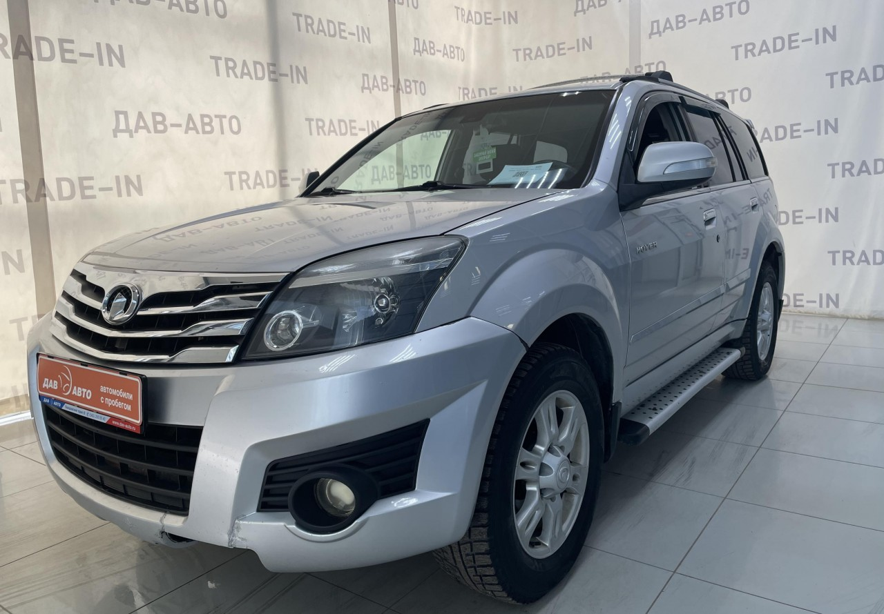 Great Wall Hover H3 2010 - 2014