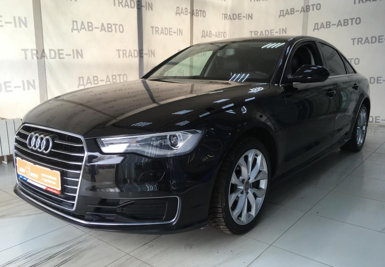 Audi A6 Sedan 2014 - 2018