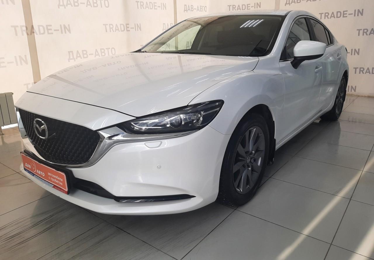 Mazda 6 Sedan 2018 - по н.в.