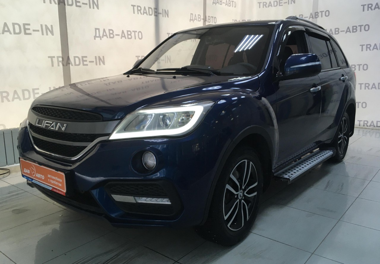 Lifan X60 2016 - по н.в.